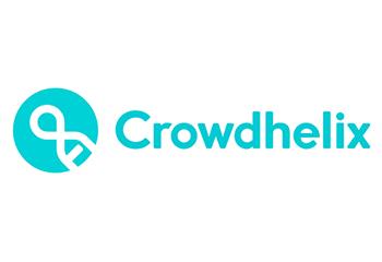 Crowdhelix logo