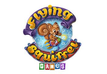 Flying Squirrel Games Logo