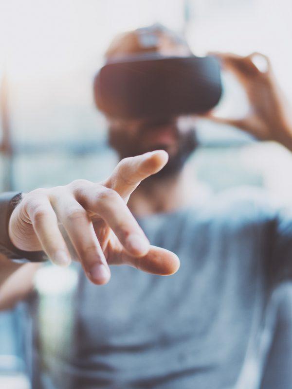 VR pointing 1